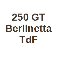 250 GT Berlinetta TdF