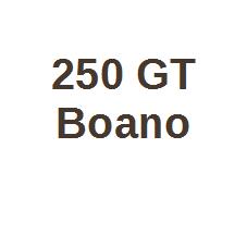 250 GT Boano