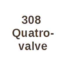 308 quatrovalve